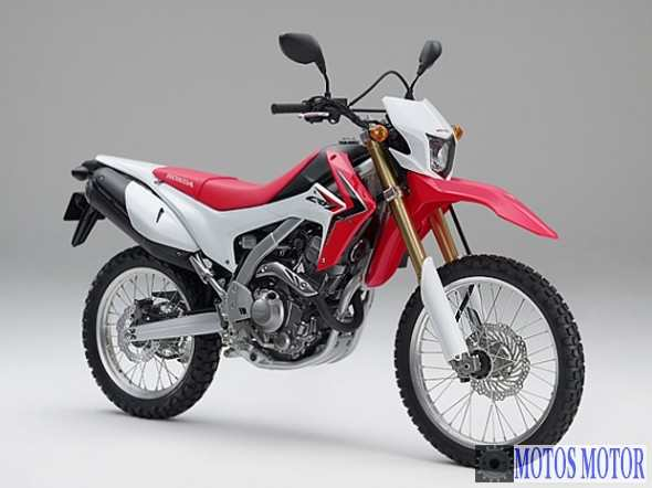 HONDA CRF 250L 2012 PURO OFF-ROAD
